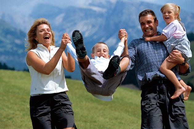 Vacanze economiche per la famiglia viaggi e vacanze for Vacanze in famiglia