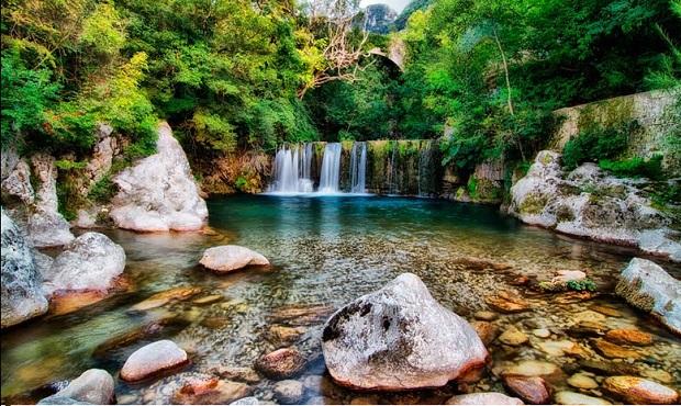 Le cascate pi belle d 39 italia viaggi e vacanze for Foto meravigliose del mondo