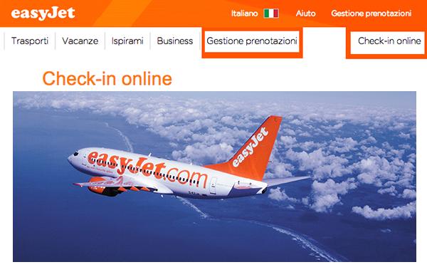 Online check in easyjet berlin