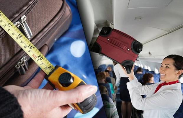 Voli low cost regole per il bagaglio a mano viaggi e - Si puo portare il phon nel bagaglio a mano ...