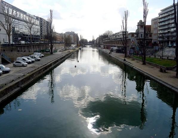 Canal Saint Martin