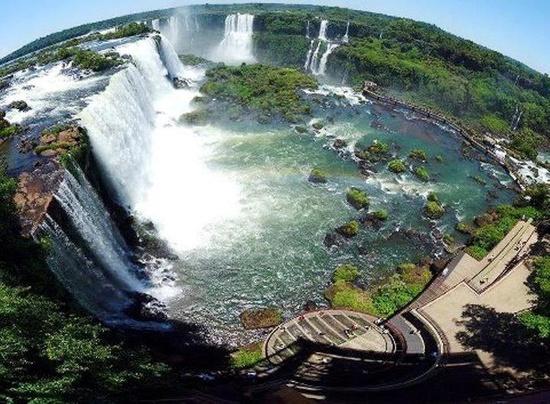 Fiume Iguazú