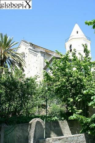 Chiesa San Pietro Corniglia