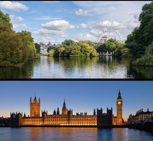 1) Londra