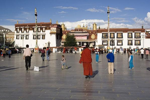 Barkhor, Lhasa