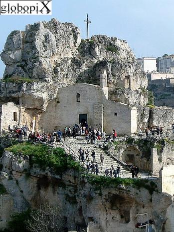 Chiesa rupestre S. Maria de Idris