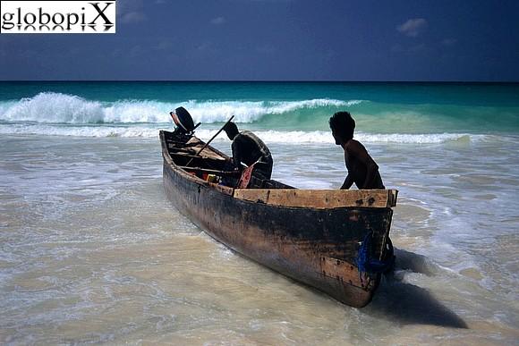 pescatori a Soqotra