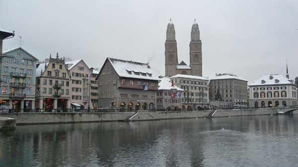 Addobbi Natalizi Zurigo.Shopping Di Natale E Pause Artistiche A Zurigo Viaggi E Vacanze