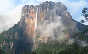 Cascata piu' alta del mondo - Salto Angel