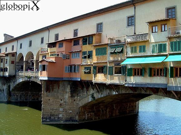 Ponte Vecchio a Firenze