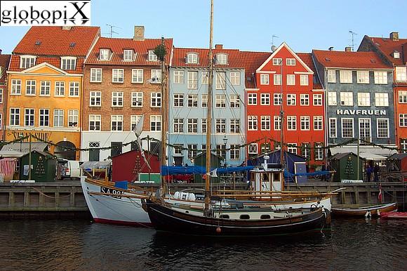 Nyhavn - Copennaghen