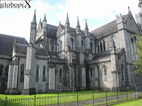 Cattedrale di san patrizio a dublino