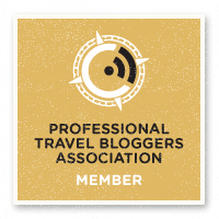 Travel Bloggers Association member