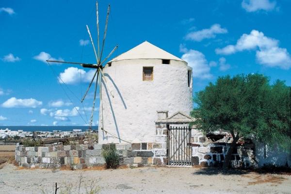 Mulino a Milos