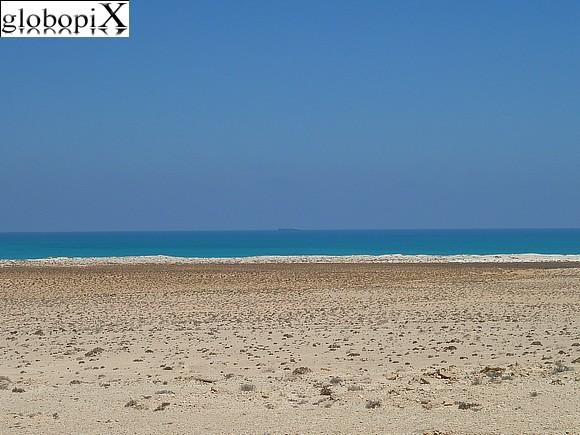 Mare in Egitto El Alamein