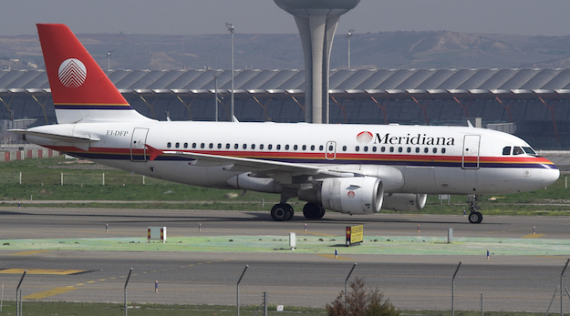 Check in online con Meridiana