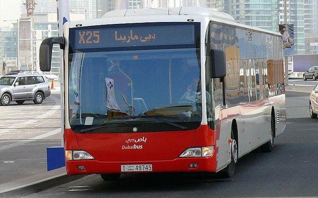 Come spostarsi a Dubai