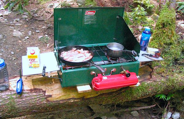 Ricette da cucinare in campeggio, alcune idee - Viaggi e Vacanze