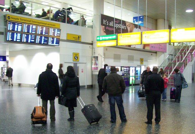 raggiungere Londra da aeroporto