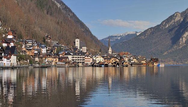 Dove andare a Natale in Europa