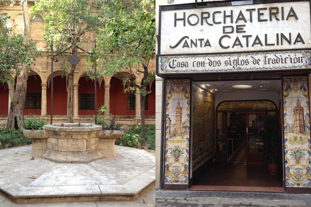 Valencia in tre giorni - Centre del Carme e Horchateria