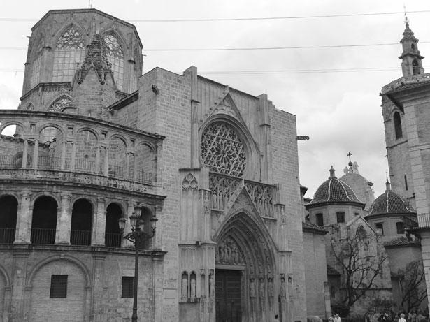 Valencia in tre giorni - la Cattedrale di Valencia