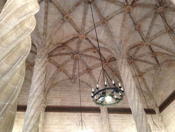 Valencia in tre giorni - Lonja della seta