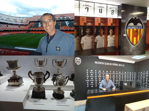 Valencia in tre giorni - Il Mestalla