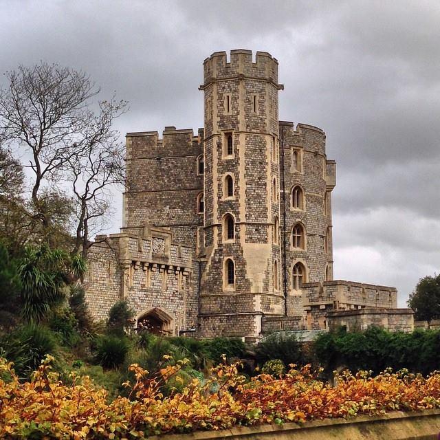 visitare il castello di windsor