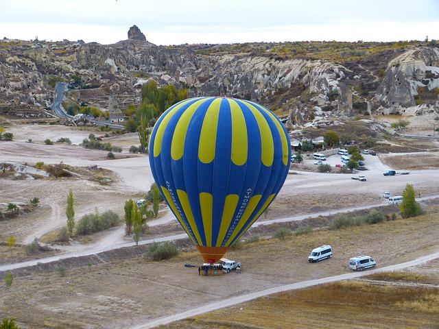 visitare cappadocia