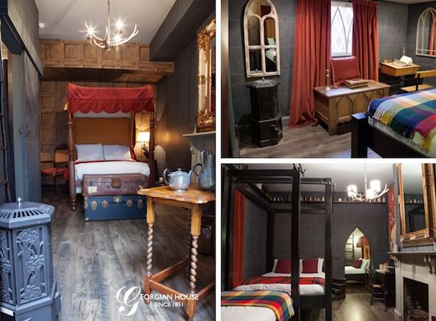 harry potter hotel