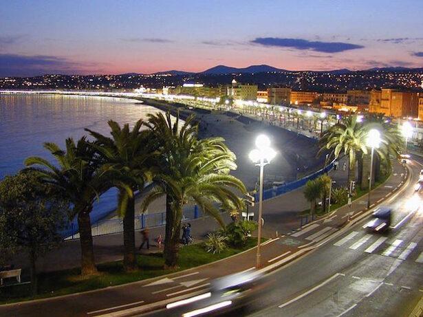 Vita notturna a Nizza