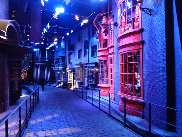 visitare parco harry potter londra