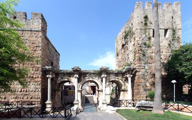 cosa visitare Antalya