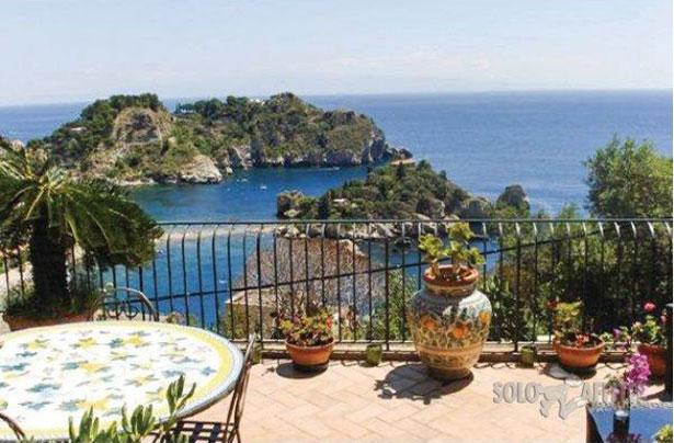 Affitti case vacanze Taormina