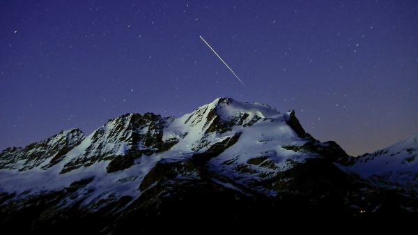 trekking di notte