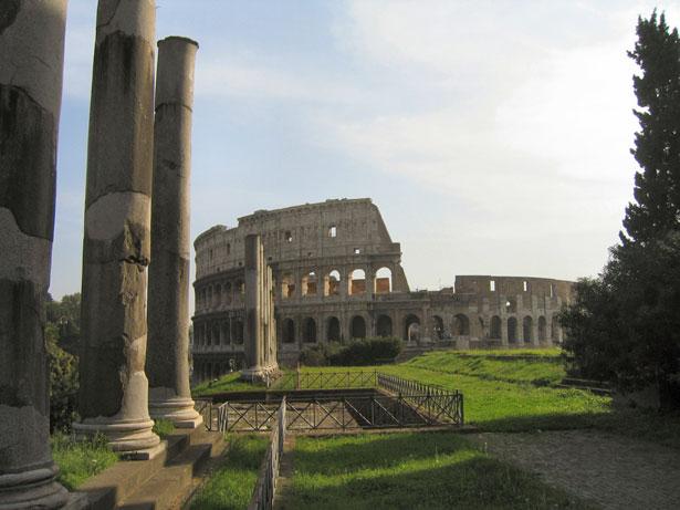 Rilassarsi in citta a Roma