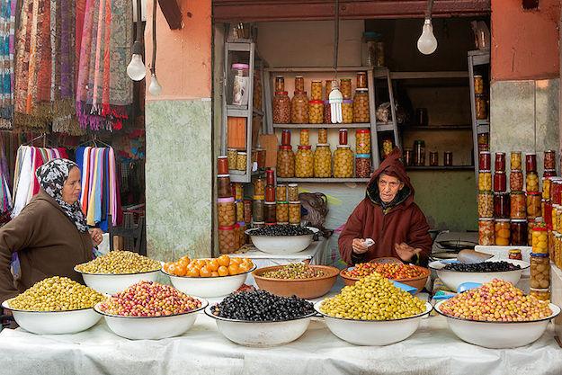 visitare marrakech