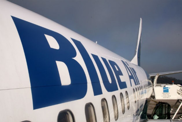 Check in online blue air