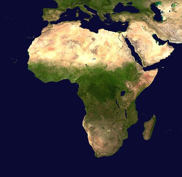 africa vaccinazioni