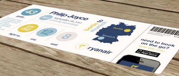 Cambio nominativo passeggero Ryanair