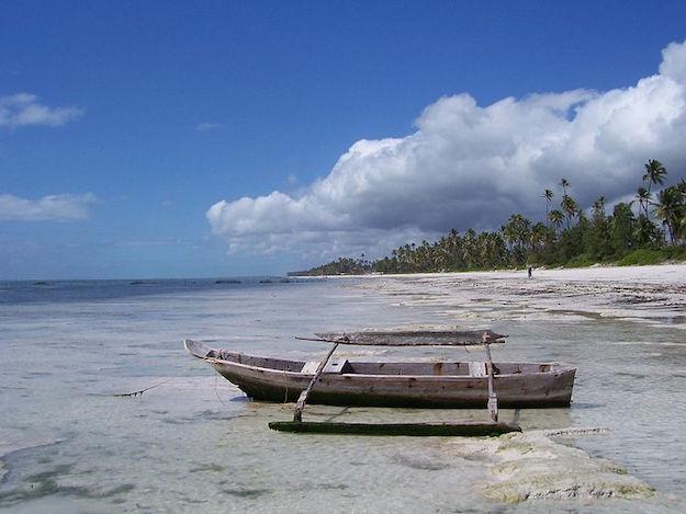 zanzibar spiagge