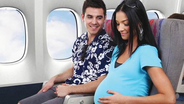 volare in gravidanza