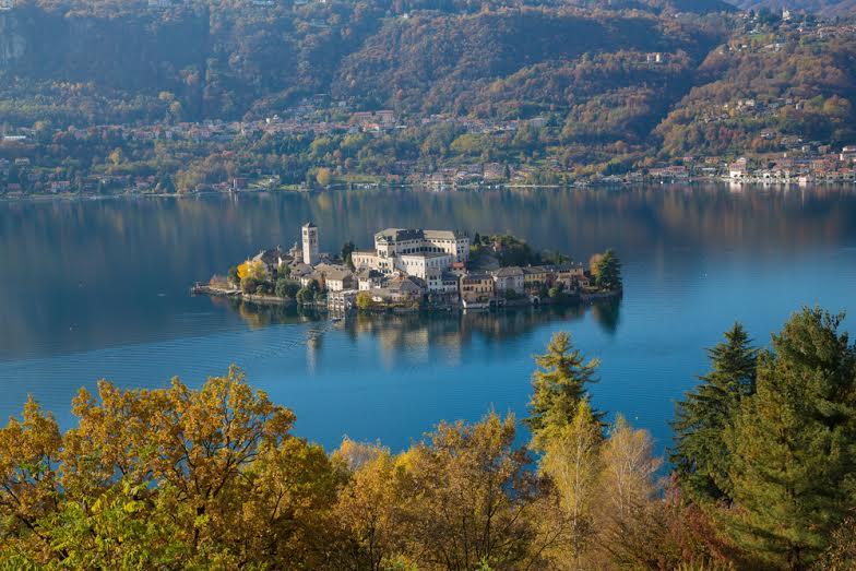 vacanze al lago-lago orta san giulio
