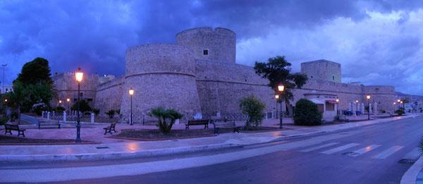 castello di manfredonia cosa vedere