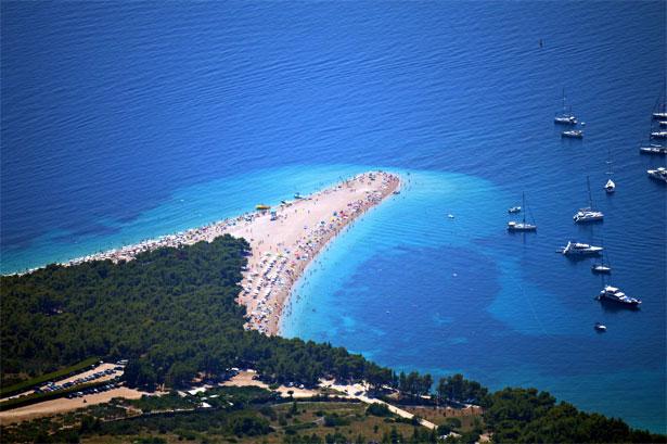 Vacanze in campeggio in Croazia
