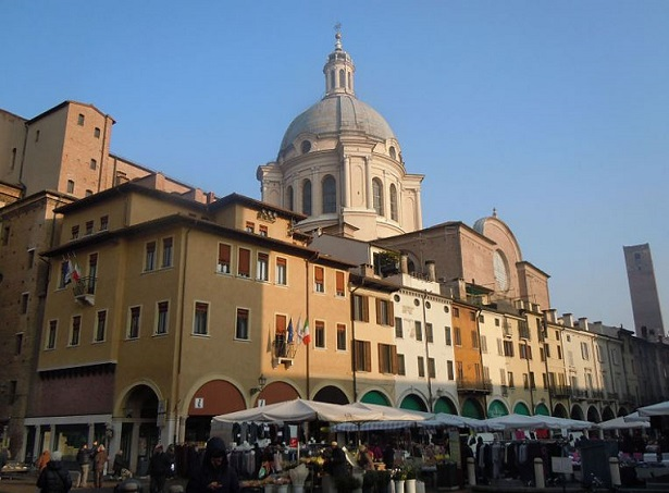 week end a mantova