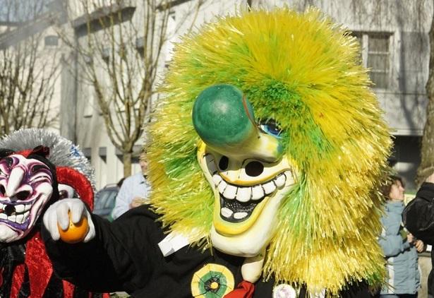 Carnevale di Basilea