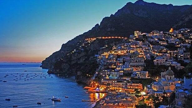 Città romantiche in Italia