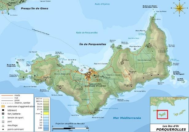 Isola di Porquerolles